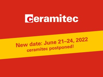 ceramitec 2021 postponed to June 2022